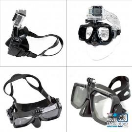 Carcasa GoPro Hero 3+ y Hero 4 Transparente. Sumergible