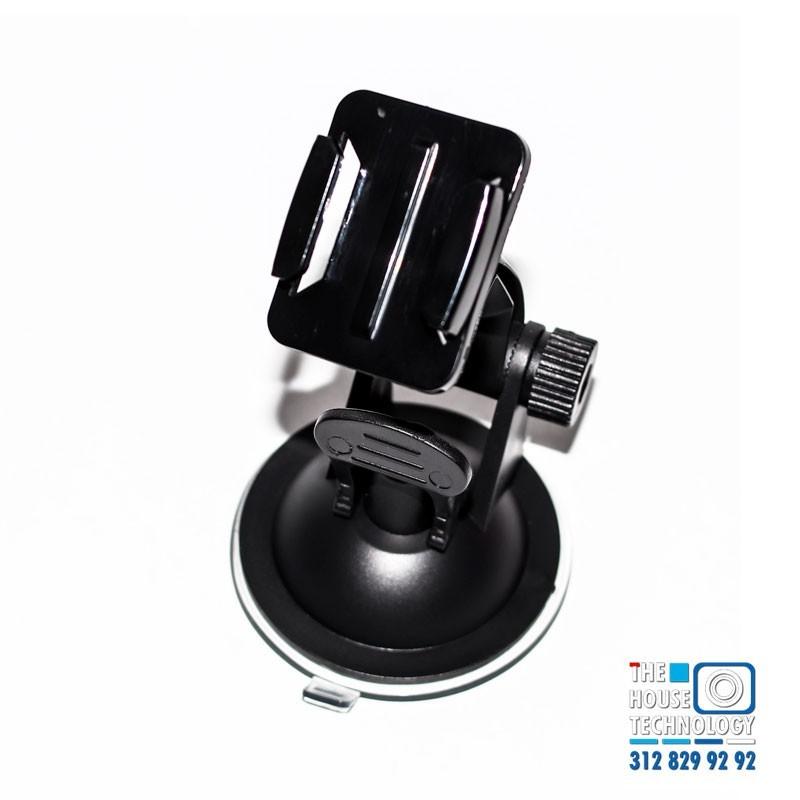 Pinza Gorra GoPro o Morral giratoria 360 grados cámaras deportivas