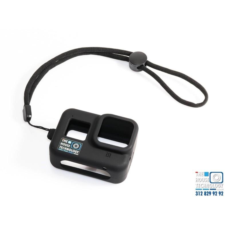 Arnes de casco de bicicleta para Camaras Accion GoPro