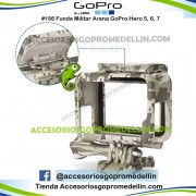 Funda Color Arena GoPro 5, 6, 7 esqueleto