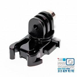 Soporte Manubrio GoPro Moto y Bici Aluminio