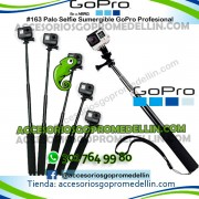 Palo Selfie Sumergible Gopro Profesional Extensible