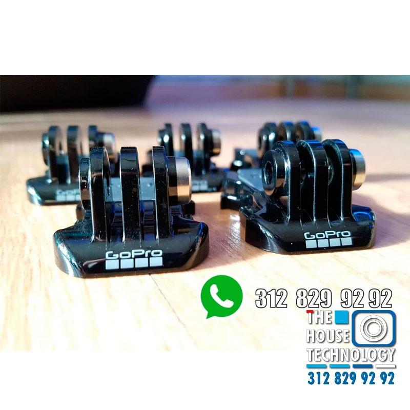Soporte Espejo Moto Aluminio Gopro Cámaras