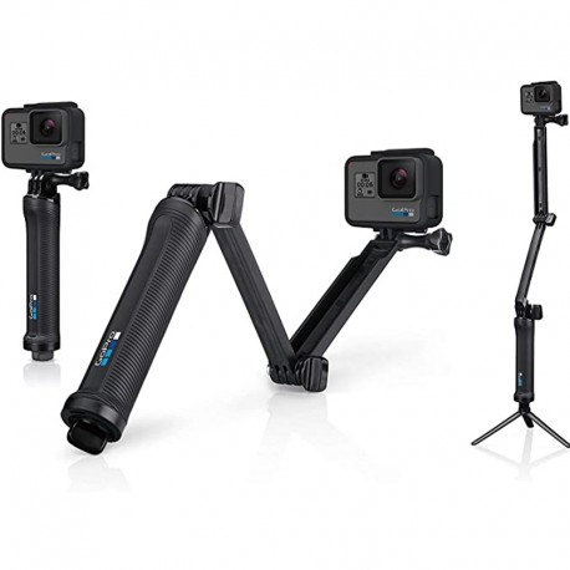Selfie 3 Way Original Gopro 3 Modos