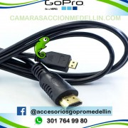 Cable HDMI GoPro Hero 4 5 6 7