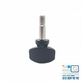 Carcasa GoPro Hero 5 6 7 Negra Sumergible