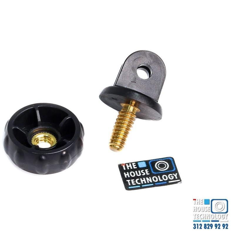 Arnes Mentón para Cámara en Barbilla Moto Soporte Base Casco Gopro