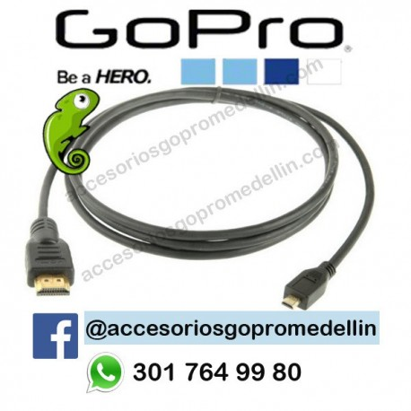 Cable HDMI GoPro Hero 3