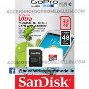 Micro SD Sandisk 32 GB