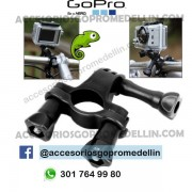 Soporte Manubrio GoPro Original para Moto / Bicicleta