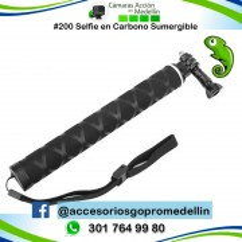Palo de selfie TELESIN carbono