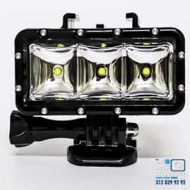 Gafas Buceo + Tornillo Cámaras GoPro